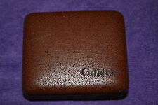 Vintage Gillette Aristocrat Gold Tone Razor