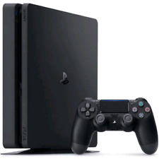 Ps4 1tb with accesories black good condition hardly been used