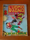 L'UOMO RAGNO gigante n.15 serie cronologica ed. CORNO - fumetto super-eroi