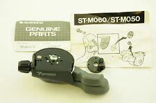 Vintage 7SPD SHIMANO DEORE LX ST-M060 ST-M050 droit gear shift levier seulement nos