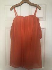 Bebe Coral Dress 6