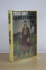 Charles Portis (1968) 'True Grit', US first edition