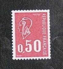 TIMBRES DE FRANCE : 1971 YVERT N° 1664b** NEUF - AVEC NUMERO ROUGE AU VERSO