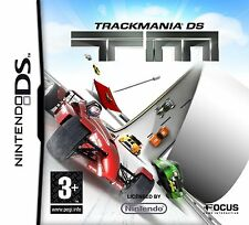 Nintendo DS Game TrackMania DS for DSi NDS XL LITE NEW