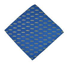 Alpha Phi Omega Letter Design Handkerchief/Hanky APO