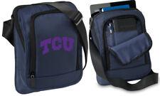 TCU Logo Ipad Bag TABLET EREADER BEST TEXAS CHRISTIAN BAGS & Cases WELL PADDED!