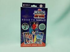 Topps Match Attax Champions League Road to Madrid 19  Deck Box 2 / 4 Update Set