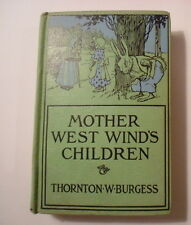 Mother West Wind's Children, Thornton Burgess, 1940s