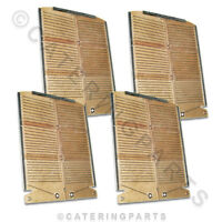 GENUINE DUALIT PARTS 3 SLICE / THREE SLOT VARIO TOASTER ELEMENT FULL SET OF 4