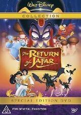 The Return Of Jafar (DVD, Region 4) Special Edition - Brand New, Sealed