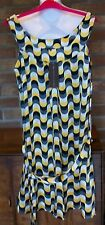 """Limited Collection 100% Silk Tunic/Dress + Belt, Size 12, L37.5""""  M&S, BNWT"""