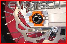 EVOTECH BLOCCHETTI TENDITORE CATENA PER KTM 990 SUPERMOTO / R / T 09 10 11 12