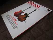 Gibson Vintage Semi Full Acoustic Guitar Japan Book ES 335 295 Byrdland Yes Oasi