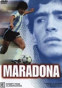 Maradona (DVD) Brand New and Sealed Region 4 🔥🔥