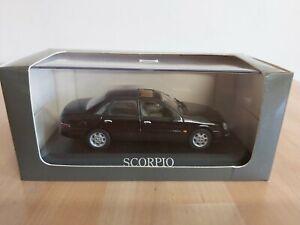 Minichamps Ford Scorpio Saloon Dealer Model 1:43