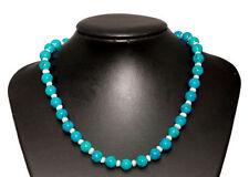 Rhodinierte Perle Echtschmuck-Halsketten & -Anhänger für Damen