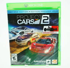 Project Cars 2: Day One Edition Includes Japanese Car Pack Xbox One [Brand New]