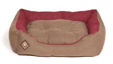 Danish Design Faux Leather Dog Beds