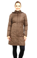 THE NORTH FACE METROPOLIS DOWN PARKA WEIMARANER BROWN NWT $289.00 SZ XS