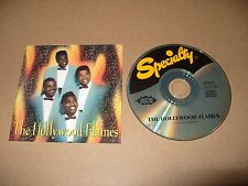 The Hollywood Flames - cd (1992) Excellent + Condition