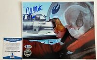 John Morton Autographed Star Wars 8x10 OPX Official Pix Photo Signed Beckett COA