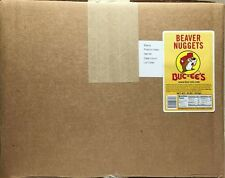 BUC-EE'S FAMOUS BEAVER NUGGETS SWEET CORN PUFF SNACKS TEXAS YUMMY 12 Pack Case
