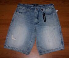Size 32 Mens PacSun Straight Carpenter Jean Shorts