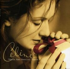 These Are Special Times Celine Dion Columbia 756385 CD 01/01/2009