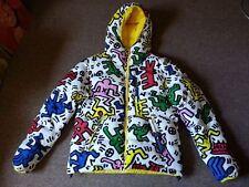 JoyRich - David Melgar - Keith Haring - Man & Dog - Reversible Coat 2013 XL