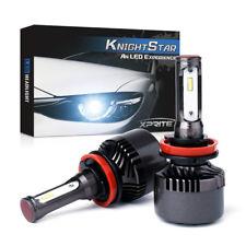 New CSP LED Xprite Knight Star H8 H9 H11 Q4 Series Headlight Conversion Kit