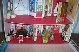 IDEAL Petite Princess Patti Dollhouse Fantasy Furniture 40 Piece LOT EXCELLENT!