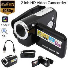 "2.0"" Digital Video Cameras 16MP 4 x Zoom Camcorder Video Camera DV DVR fc"
