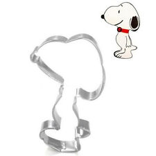 Stainless Steel Cookie Cutter Peanut Dog Chocolate Cutter Fondant Cake DIY Mold♫