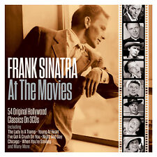 Frank Sinatra AT THE MOVIES Best Of 54 Hollywood Classics ESSENTIAL New 3 CD