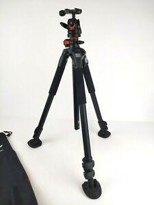 Vanguard Abeo Pro 283AT Tripod with BBH-100 Ball Head All Terrain Bag included