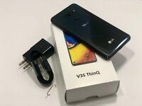 LG V35 ThinQ 64GB Black / Gray AT&T/METRO/T-MOBILE/CRICKET/CONSUMER GSM UNLOCKED