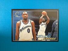2009-10 Panini NBA Basketball n.157 Gilbert Arenas Washington Wizards