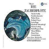 Otto Klemperer -Mozart: Die Zauberflöte (The M New CD