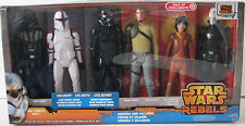 Star Wars Rebels Target Exclusive 12 Inch Action Figure 6-Pack Heroes & Villains