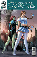 Zenescope GRIMM FAIRY TALES OZ Reign of Witch Queen Issue #5 Cover A Ortiz