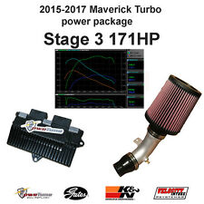 Maverick Turbo Stg3 Power Package ECU Reflash Intake with K&N Filter XRS XDS Max