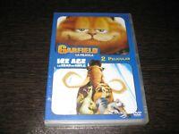 Garfield La Film - Ice La Età De Ghiaccio DVD Animazione Sigillata Nuovo