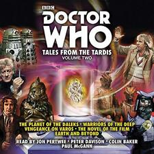 Doctor Who: Tales from the TARDIS: Volume 2: Multi-Doctor Stories by Russell, Ga