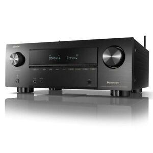 Denon AVR-X3700H 9.2-Channel 8K AV Receiver