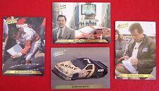 1993 Action Packed Racing - Alan Kulwicki - 4 NASCAR Cards AK1, AK4. AK5 and AK6