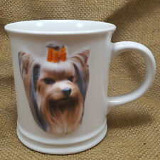 Yorkie Dog Coffee Mug 3D Picture Relief Yorkshire Terrier Pet Parent Teacup Pup
