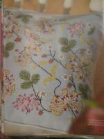 'Flora & Fauna' cross stitch chart(only)