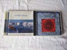 Lot of 2 Mixed Audio CDs--Classic Rock and Classical