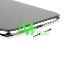 Ricambio Viti  2 Viti Torx Pentalobo Inferiori iPhone X bianco white