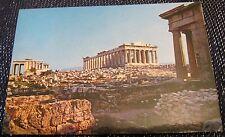 Greece Athens Acropolis Parthenon & Erechtheion - posted